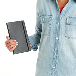 Amazonベーシック クラシックノートブック Lサイズ 横罫