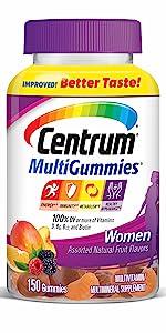 Centrum MultiGummies Women