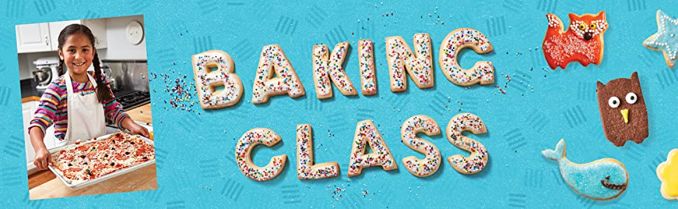 Baking Class Header