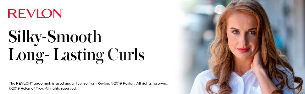 long lasting curls, revlon, revlon curling irons, ceramic, RV053, RV051, RV050