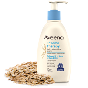 Aveeno Eczema Therapy Body Lotion Cream