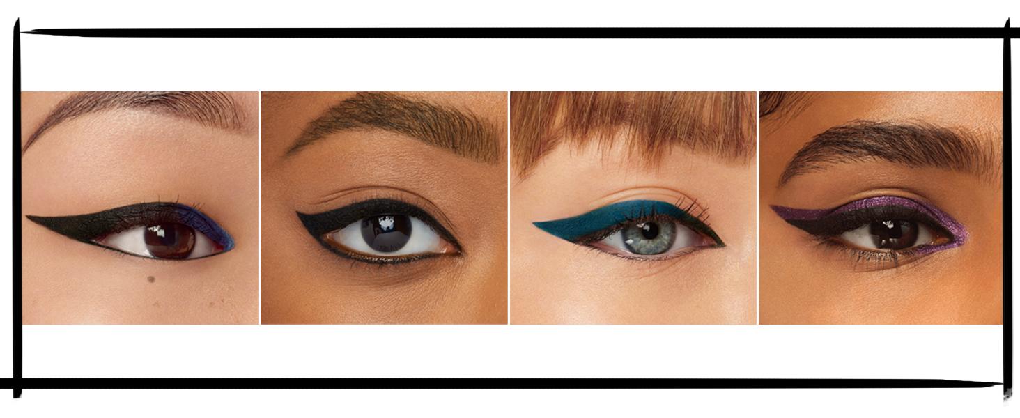 eye liner, gel eye pencil, tattoo studio, easily sharpens, defines your eyes
