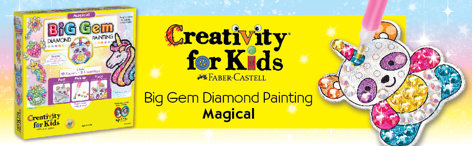 diamond painting, diamond painting for kids, diamond painting kit, diamond painting stickers