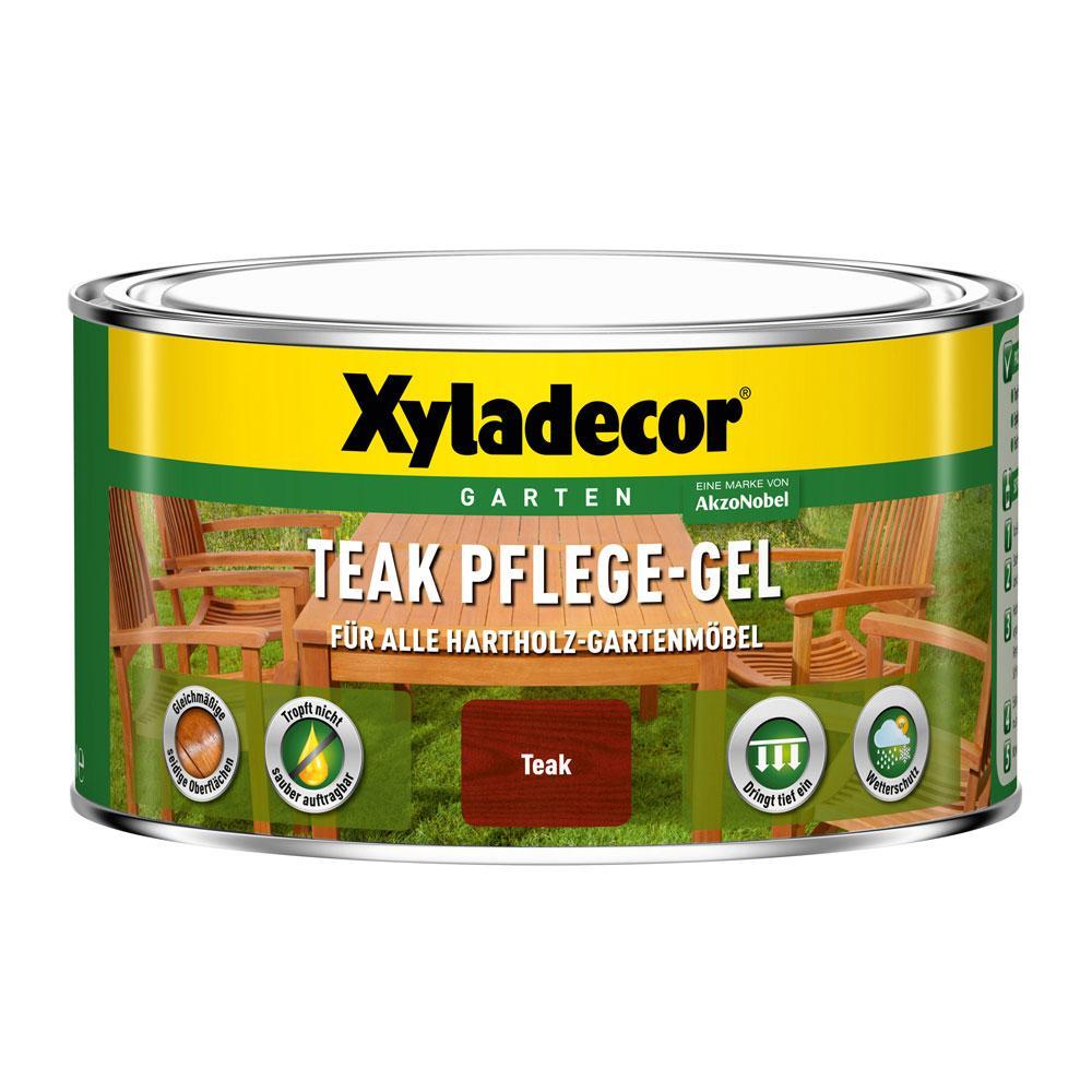 Xyladecor Teak Pflege Gel 05 Liter Amazonde Baumarkt