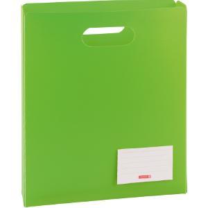gr/ün kiwi inkl. Radierer, Spitzer und Stundenplan, 22 x 11 x 6 cm Brunnen 104903352 Combi-Etui Colour Code