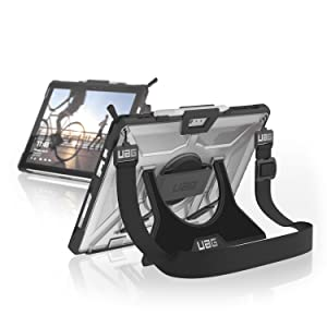 Surface Pro Case, Heavy Duty, Tough, Pencil Holder, Stand, Light, keyboard compatible, Protective