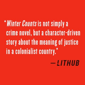 Winter Counts, Lithub