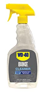wd40 wd-40 bike wash cleaner foaming