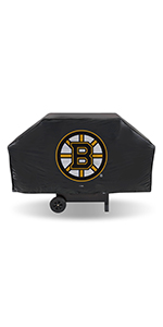 grill cover, bbq accessories, bbq, grill, grill accessories, NHL, boston bruins, bruins