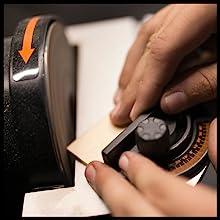 "6515T 1""x30"" Belt Disc Sander WEN"