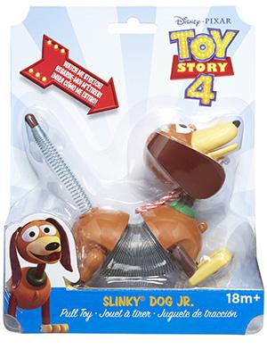 Toy, Story, 4, Slinky, Dog, pull, toy