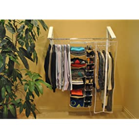 Closet,garment Rack, Closet Systems, Clothes Storage, Laundry Drying Rack,  Laundry