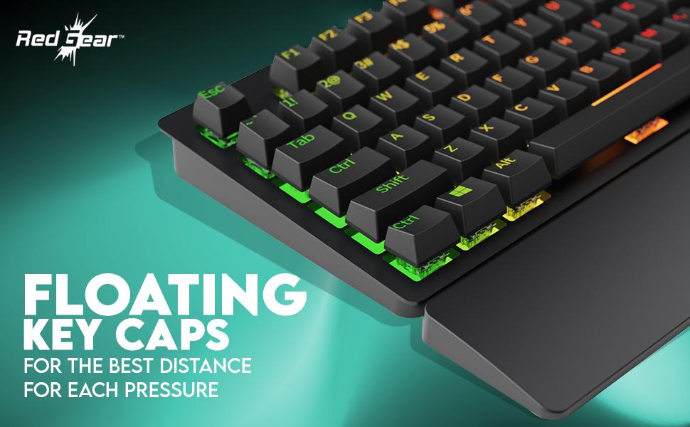 redgear gaming keyboard