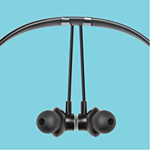 Bluetooth wireless earphones with mic headphone voice assistant