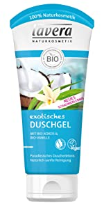 lavera Exotisches Duschgel Bio-Kokos
