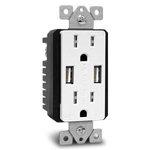 TOPGREENER 4.8A High Sd USB Wall Outlet, 15A Tamper-Resistant ... on power outlet wiring diagram, parallel outlet wiring diagram, bluetooth wiring diagram, usb lighting diagram, phone outlet wiring diagram, telephone outlet wiring diagram,