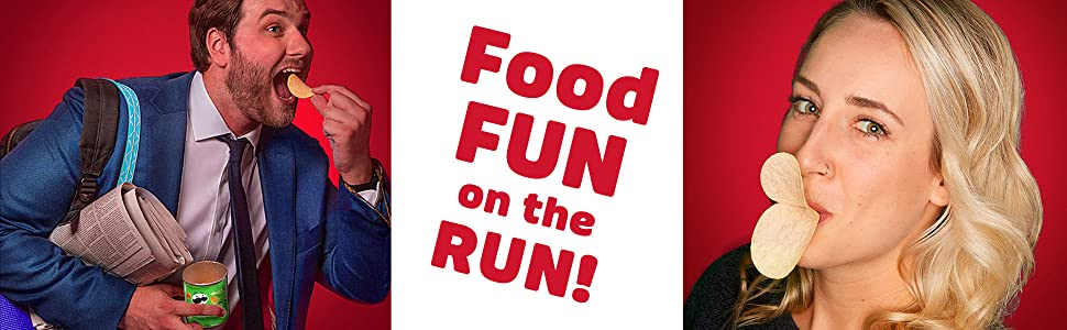 Food Fun on the Run!