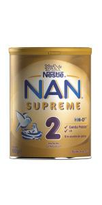nan, supreme, nestle, sn aceite de palma, leche en polvo, leche