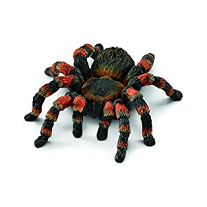 tarantula, spider, schleich spider, schleich tarantula, fake spider, spider figurine, toy,toy animal