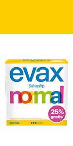 Salvaslip Normal, Salvaslip Maxi ...