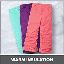 Warm Insulation