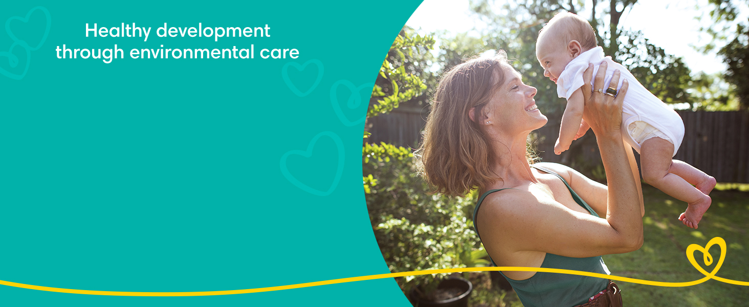 Healthy development through environmental care