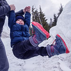 little kids baby's winter boots