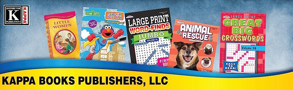 Kappa Books Publishers