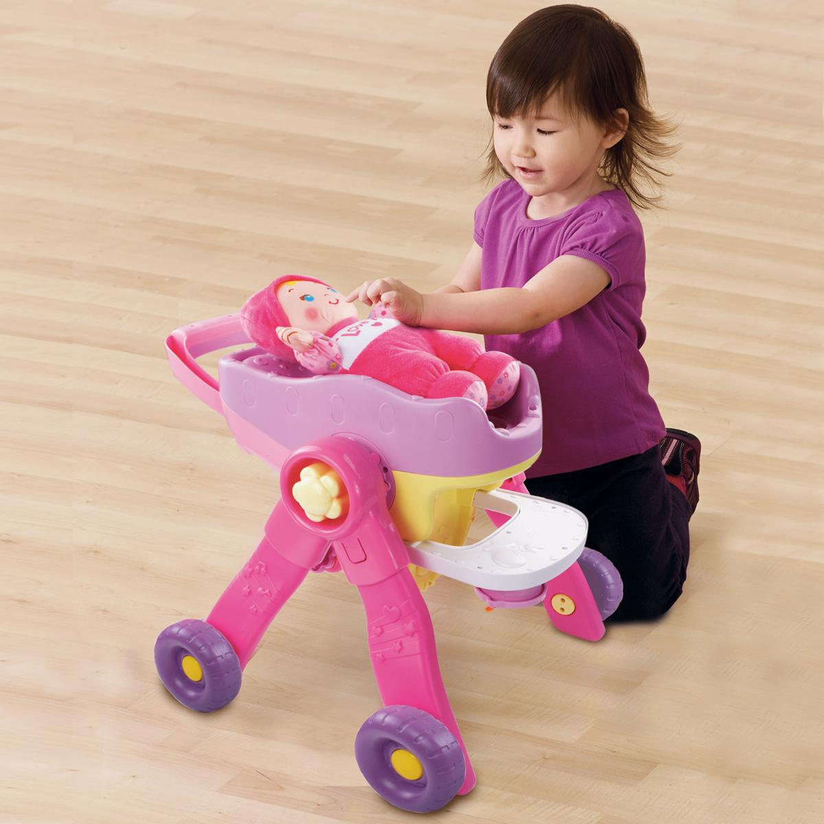 Play peek-a-boo with the Baby Amaze Peek & Learn Doll by ...