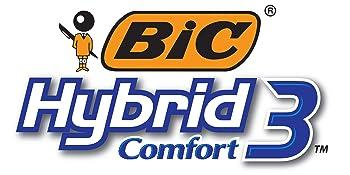 bic hybrid3 comfort logo