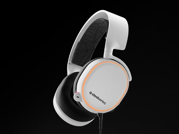 -Arctis 5 headset
