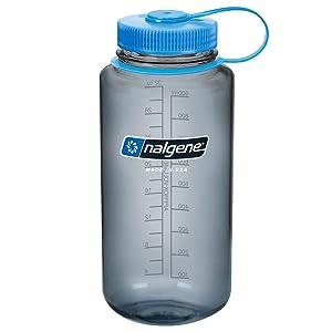 Amazon.com   Nalgene Tritan Wide Mouth BPA-Free Water Bottle ... 05da2398576c