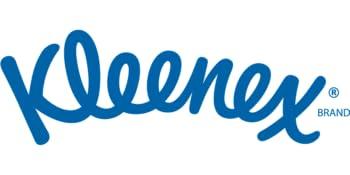 The Kleenex Brand Logo