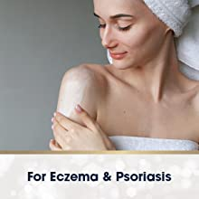 Over-the-counter cream to help with eczema and psoriasis.