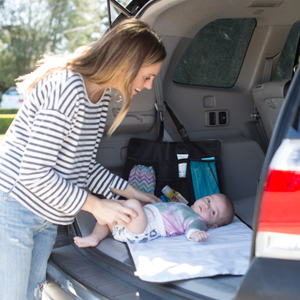 JL Childress Diapering Station To-Go