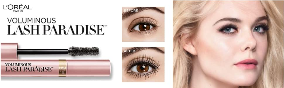 7605dda222c lash paradise mascara, best mascara, loreal mascara, voluminous, waterproof  mascara