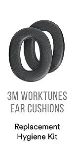 3M WorkTunes Ear Cushions