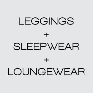 leggings, sleepwear, loungewear