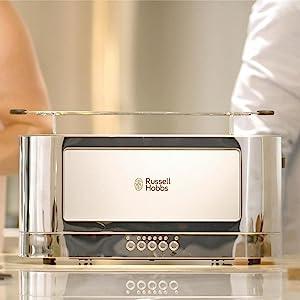 Amazon.com: Russell Hobbs - Posavasos de cristal, color ...