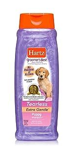 Extra Gentle Tearless Puppy Shampoo
