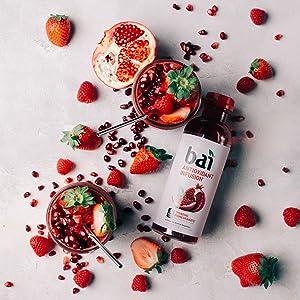 Ipanema Pomegranate Smoothie