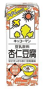 杏仁豆腐 杏仁 中華 寒天 スイーツ 甘い 豆乳 豆乳飲料 大豆飲料