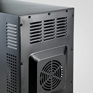 Thermolectric cooling