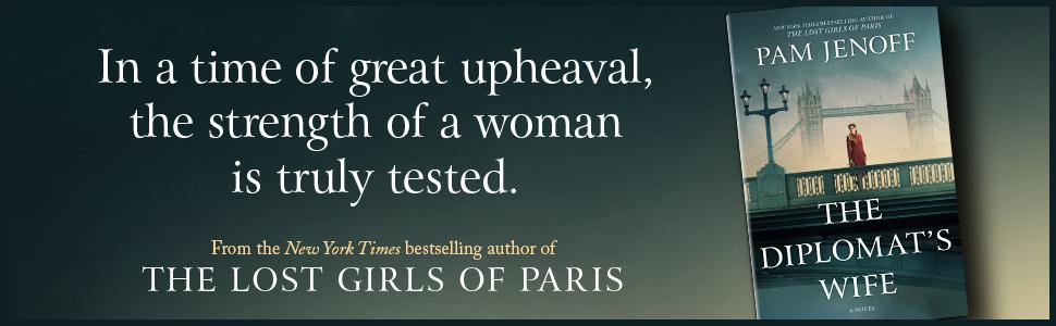 Pam Jenoff bestselling jewish historical fiction ww2 world war ii paris