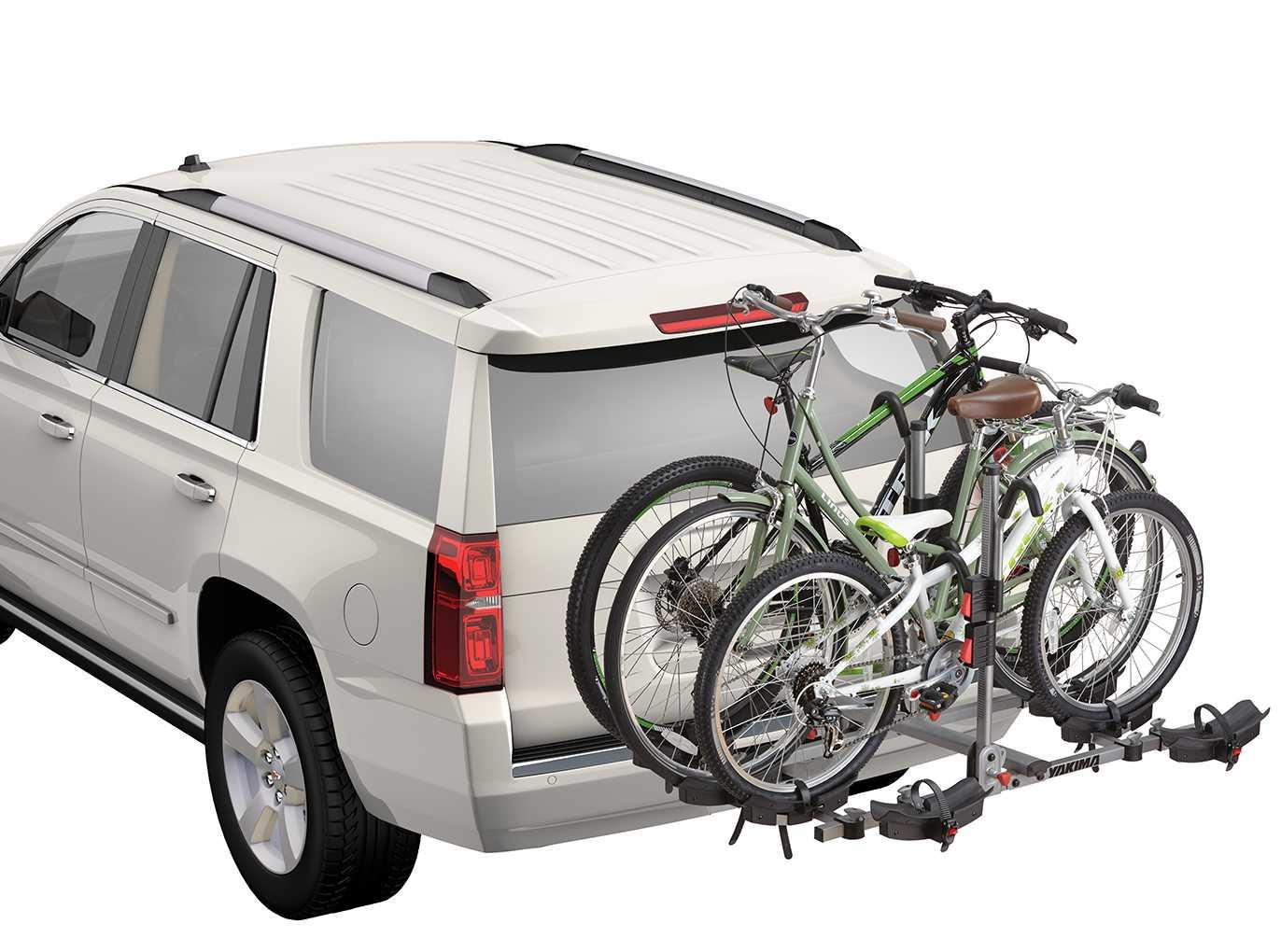 Amazon.com : Yakima - FourTimer Hitch Mounted Bike Rack