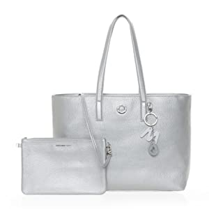 Mellow Lux Shopper Silver