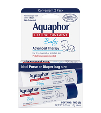 Aquaphor baby healing ointment, on the go