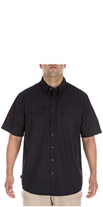 5.11 Tactical Men's Stryke Short Sleeve Professional Polo Shirt