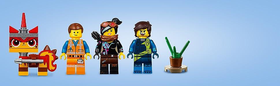 Juguetes Lego ® minifiguras 8684 serie 2-discoteca visitantes Juegos de construcción