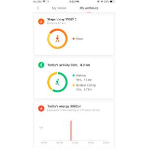 Báscula de Xiaomi